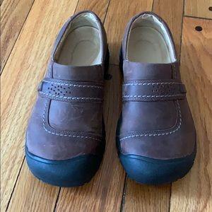 Keen Kaci Slip-On Shoes - Potting Soil - Size 8